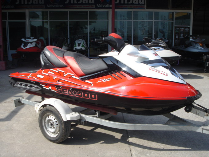 FlowjetShop ��� Seadoo RXT 215 �� 2007