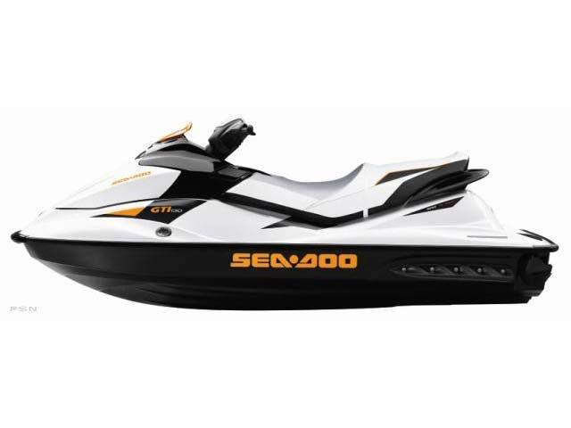 Seadoo GTI-130/PRO และ GTI SE155 ปี 2010 ราคาพิเศษ