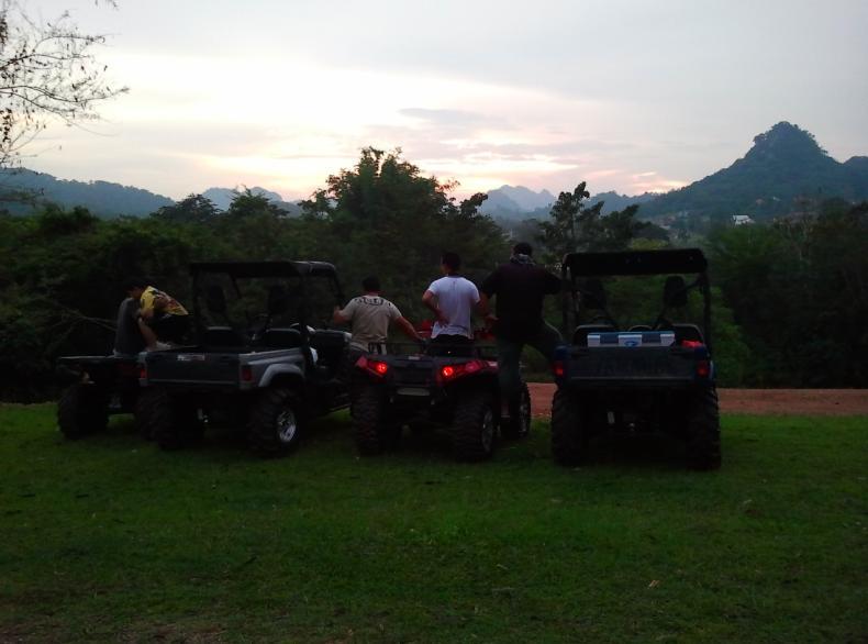 รวมพลคนใช้ ATV - UTV  เชิญแสดงตัวแลกเปลี่ยนประสบการณ์ ATV  THAILAND CLUB  [ ATC ]